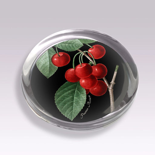 Dark Cherry Paperweight - DESIGN MASTER ASSOCIATES - The Shops at Mount Vernon