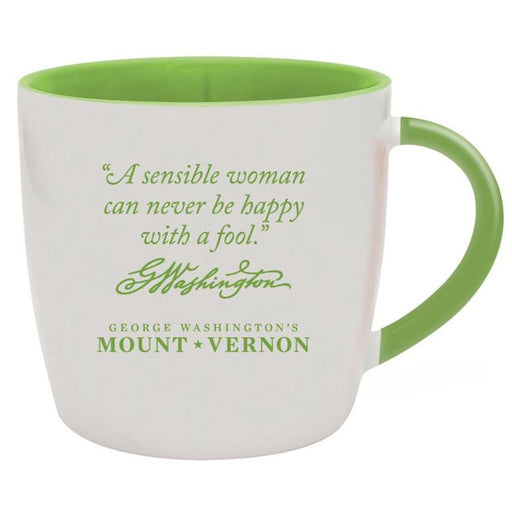 Sensible Woman Mug - CHARLES PRODUCTS INC. - The Shops at Mount Vernon