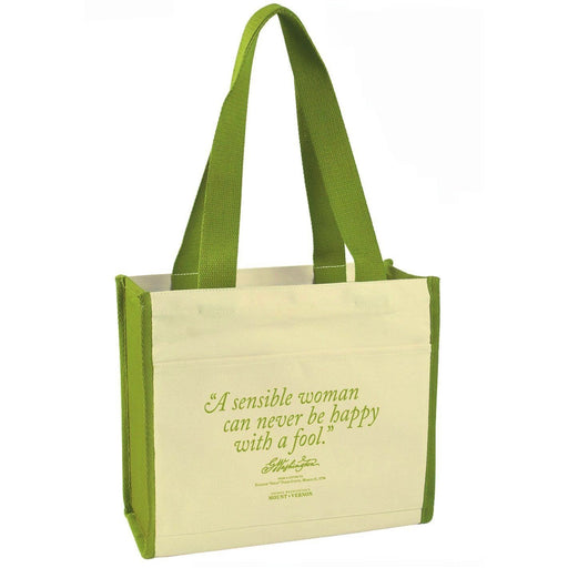 Sensible Woman Tote Bag - The Shops at Mount Vernon - The Shops at Mount Vernon
