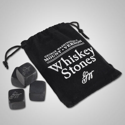Mount Vernon Whiskey Stones
