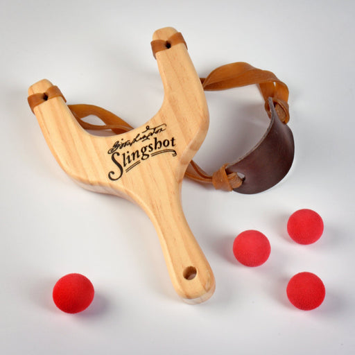 Mount Vernon Wooden Sling Shot - DESIGN MASTER ASSOCIATES - The Shops at Mount Vernon