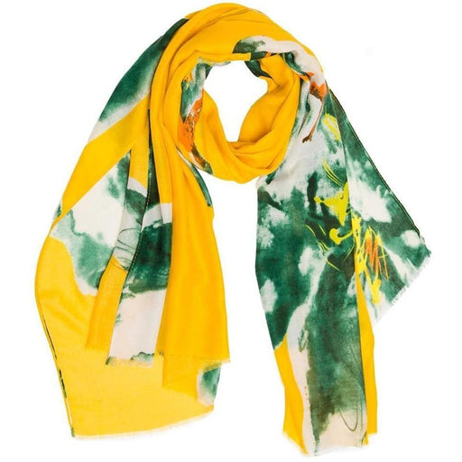 Scarf Yellow Paradise - TOP IT OFF - The Shops at Mount Vernon