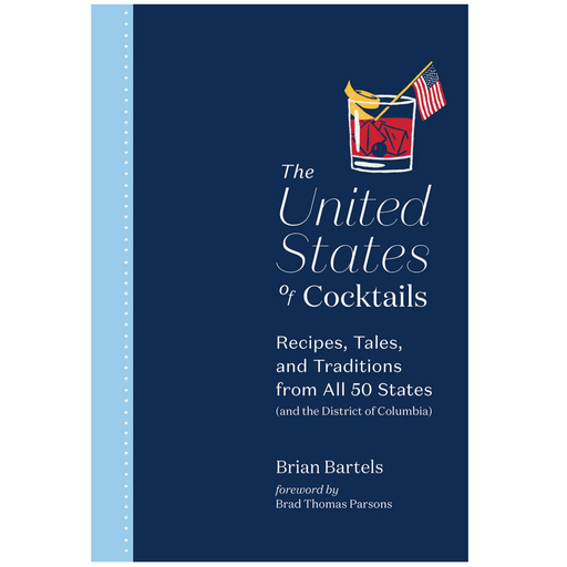 The United States of Cocktails - Abrams Books - The Shops at Mount Vernon