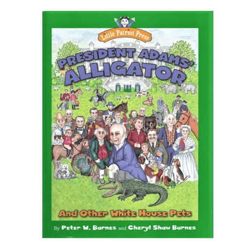 President Adams' Alligator - The Shops at Mount Vernon - The Shops at Mount Vernon