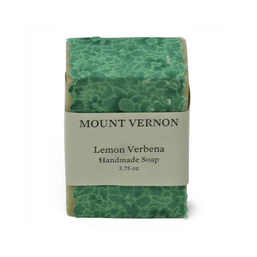 Mount Vernon Lemon Verbena Soap - The Parsonage - The Shops at Mount Vernon