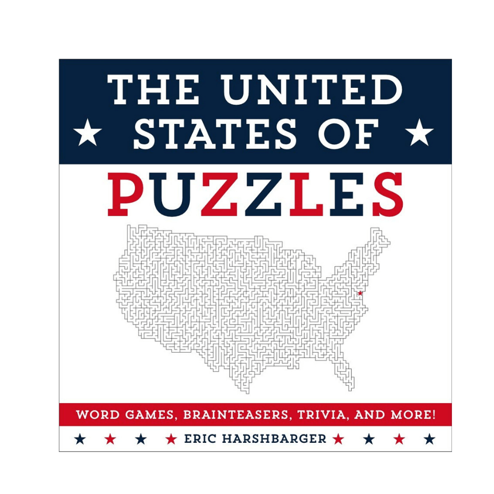 The United States of Puzzles - STERLING PUBLISHING - The Shops at Mount Vernon