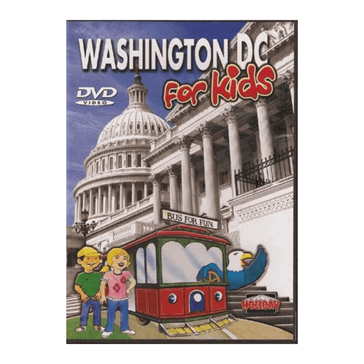Washington DC for Kids DVD - The Shops at Mount Vernon - The Shops at Mount Vernon