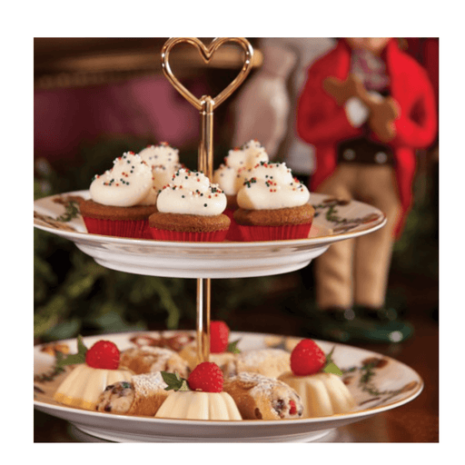Christmas Teatime - INGRAM BOOK COMPANY - The Shops at Mount Vernon