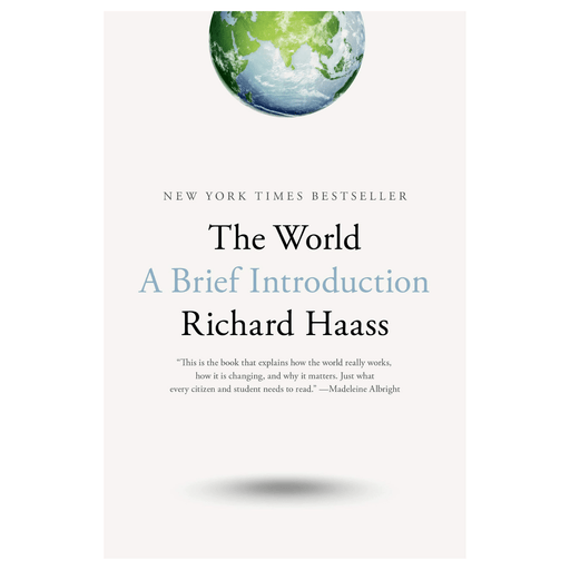 The World: A Brief Introduction - PENGUIN RANDOM HOUSE LLC - The Shops at Mount Vernon