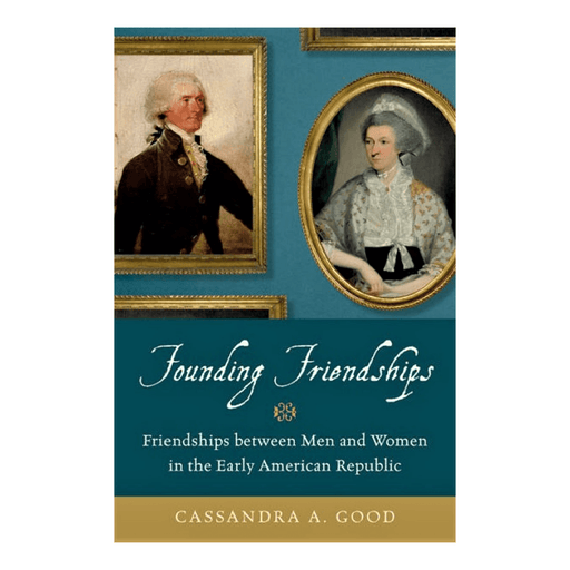 Founding Friendships - The Shops at Mount Vernon - The Shops at Mount Vernon