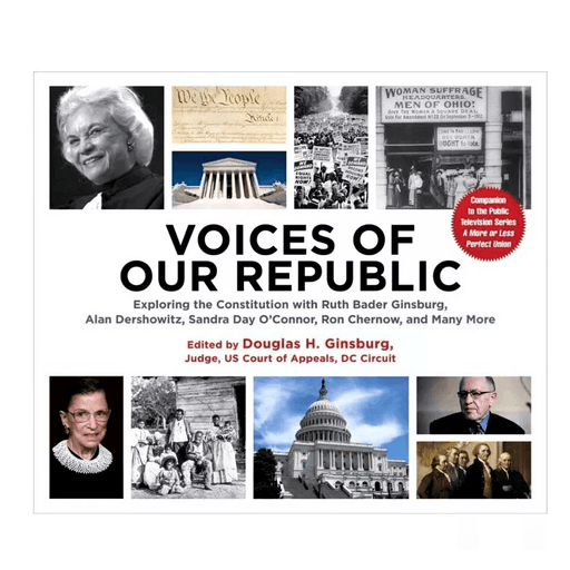 Voices of Our Republic - SIMON & SCHUSTER - The Shops at Mount Vernon