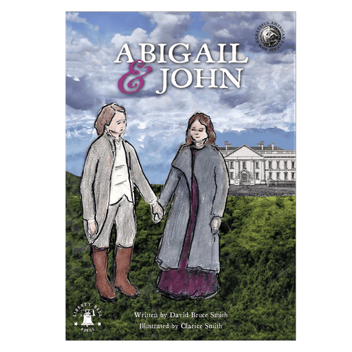 Abigail and John - SIMON & SCHUSTER - The Shops at Mount Vernon