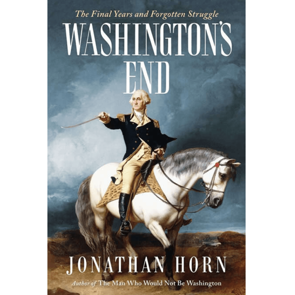 Washington's End - SIMON & SCHUSTER - The Shops at Mount Vernon