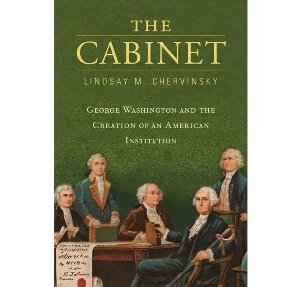 The Cabinet - HARVARD UNIVERSITY PRESS - The Shops at Mount Vernon
