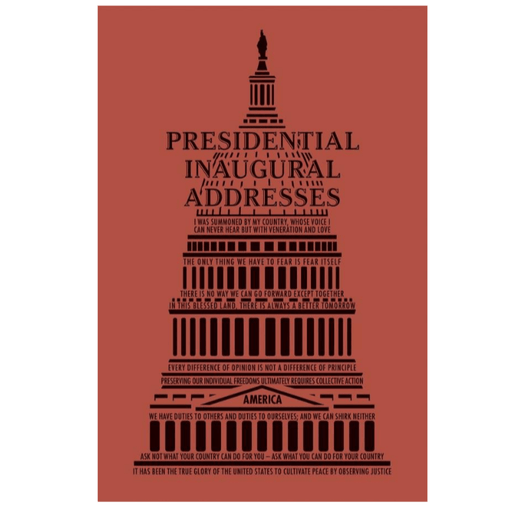 Presidential Inaugural Addresses - SIMON & SCHUSTER - The Shops at Mount Vernon