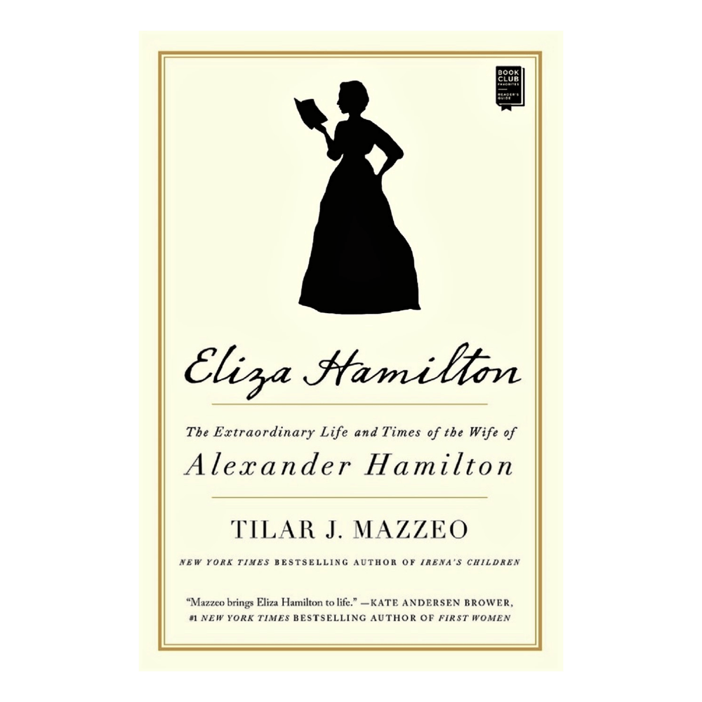 Eliza Hamilton - SIMON & SCHUSTER - The Shops at Mount Vernon