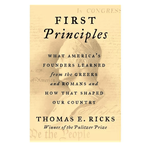First Principles - HARPER COLLINS PUBLISHERS - The Shops at Mount Vernon
