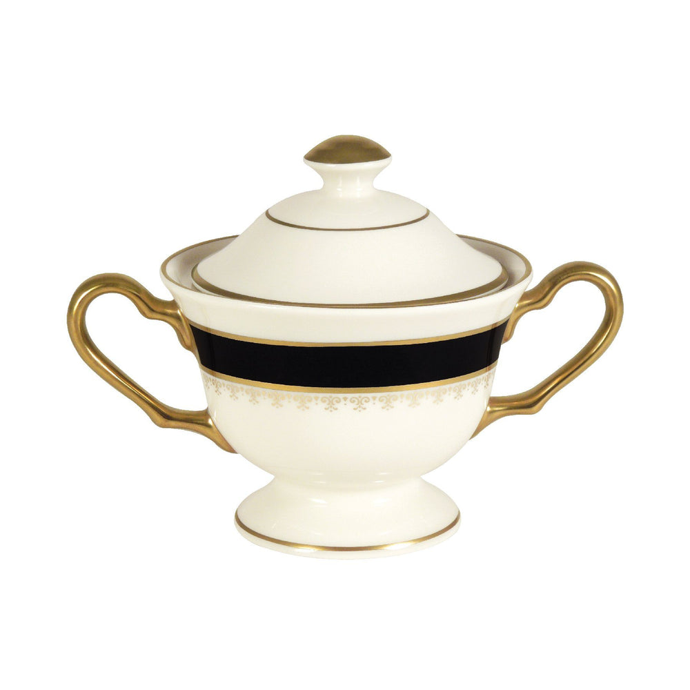 Pickard Washington China - Covered Sugar Bowl - Pickard China - The Shops at Mount Vernon