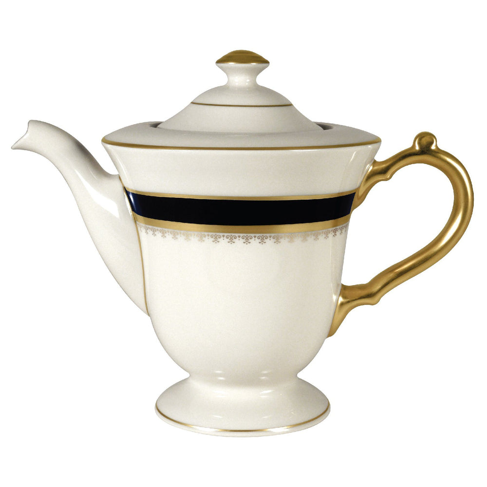 Pickard Washington China - Tea/Coffee Pot - Pickard China - The Shops at Mount Vernon