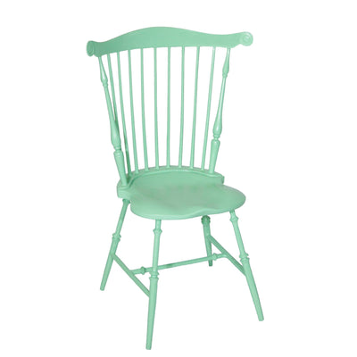 Mount Vernon Willow Fan Back Windsor Chair