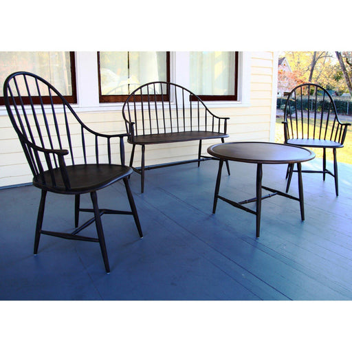 Windsor Chair - Three Coins Cast - The Shops at Mount Vernon