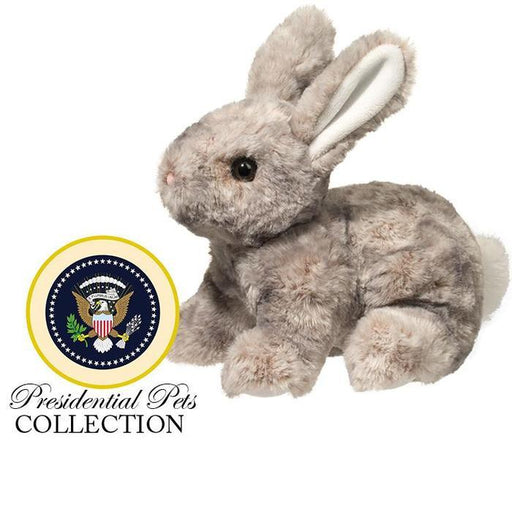 "John F. Kennedy's "" Zsa Zsa"" Rabbit - DOUGLAS STUFFED TOYS - The Shops at Mount Vernon"