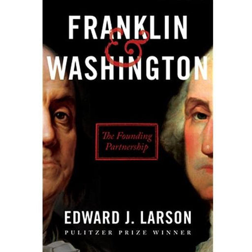 Franklin & Washington - HARPER COLLINS PUBLISHERS - The Shops at Mount Vernon