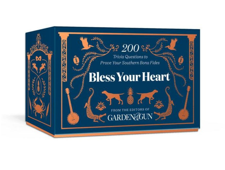 Bless Your Heart Trivia Game - PENGUIN RANDOM HOUSE LLC - The Shops at Mount Vernon