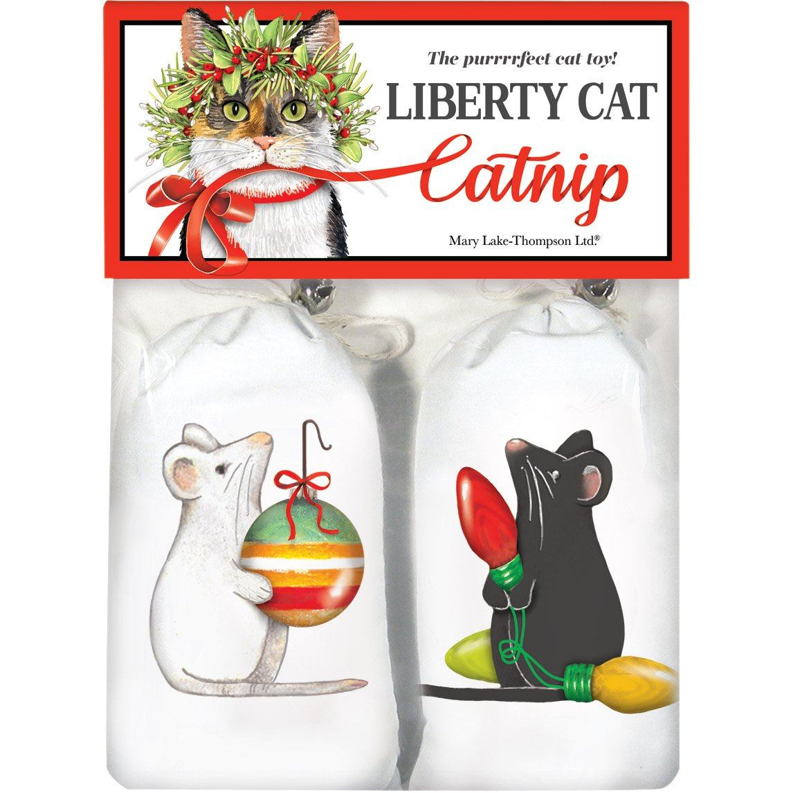Liberty the Cat Catnip