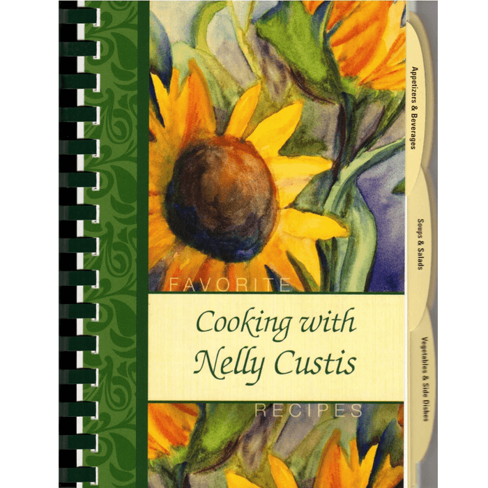 Cooking with Nelly Custis - NATIONAL SOCIETY DAUGHTERS - The Shops at Mount Vernon