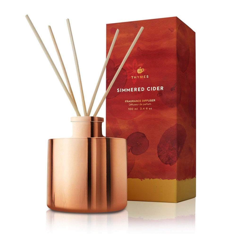 Simmered Cider Diffuser - Thymes - The Shops at Mount Vernon