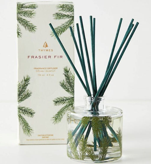 Thymes Frasier Fir Diffuser - Thymes - The Shops at Mount Vernon