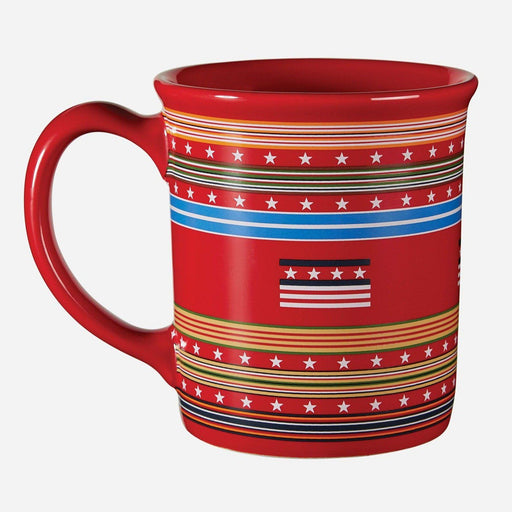 Pendleton Woolen Mills Grateful Nation Mug - Pendleton Woolen Mills - The Shops at Mount Vernon