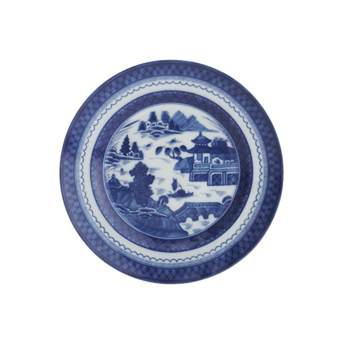 Blue Canton China Collection - MOTTAHEDEH & COMPANY, INC - The Shops at Mount Vernon