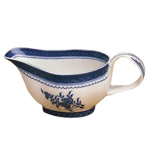 Blue Canton Sauce Boat - MOTTAHEDEH & COMPANY, INC - The Shops at Mount Vernon