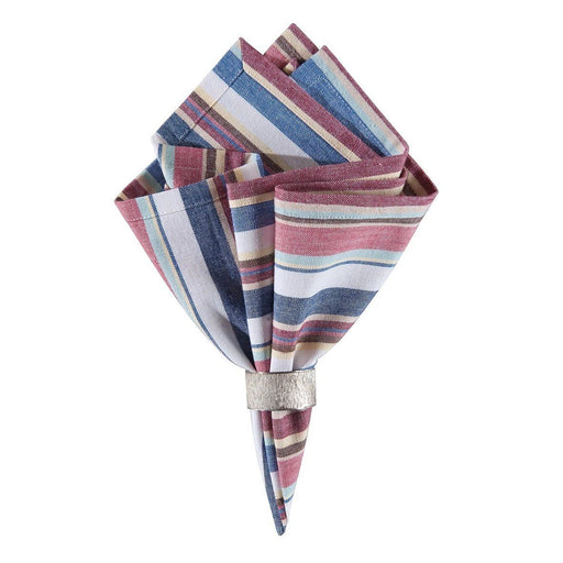 Heartland Stripe Napkin - C & F ENTERPRISE - The Shops at Mount Vernon