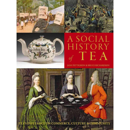 A Social History of Tea - Elmwood Inn Fine Teas - The Shops at Mount Vernon