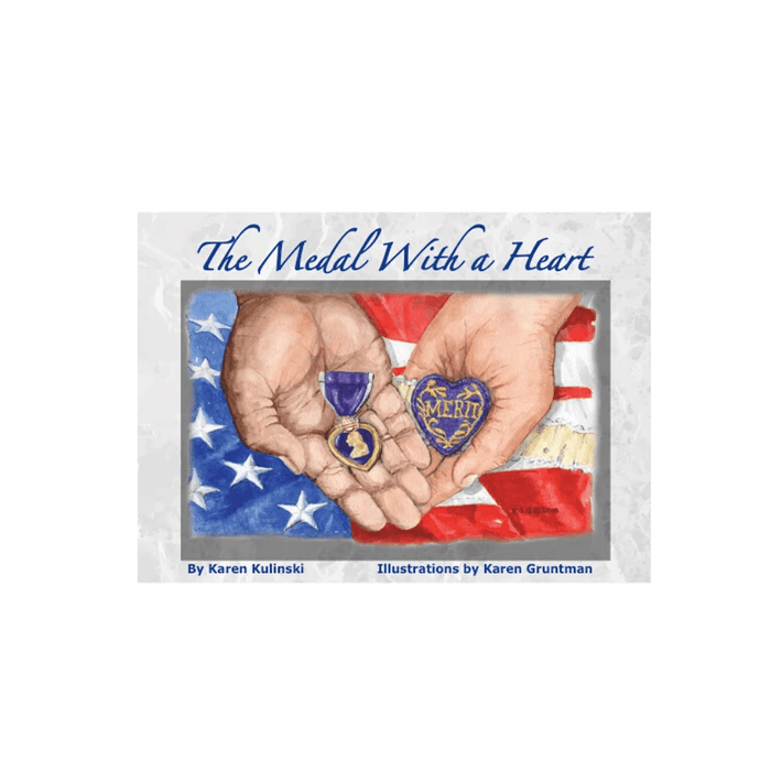 The Medal With A Heart - M.T. Publishing Comp Inc - The Shops at Mount Vernon