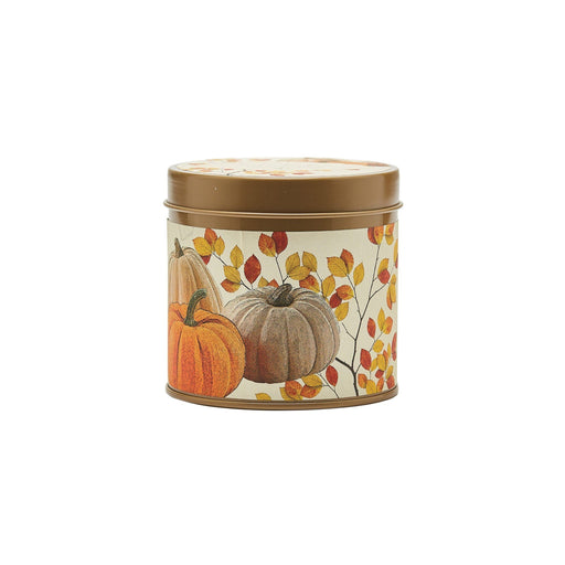 Pumpkin Cardamom Signature Tin - Rosy Rings - The Shops at Mount Vernon