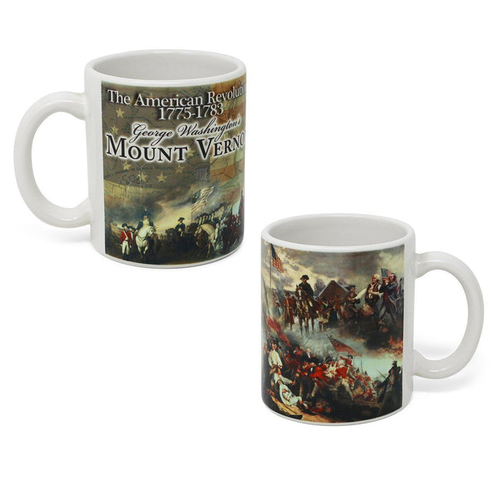 American Revolution Mug - The Shops at Mount Vernon - The Shops at Mount Vernon