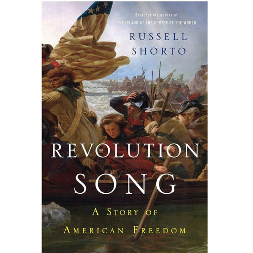 Revolution Song: A Story of American Freedom - HACHETTE GROUP - The Shops at Mount Vernon