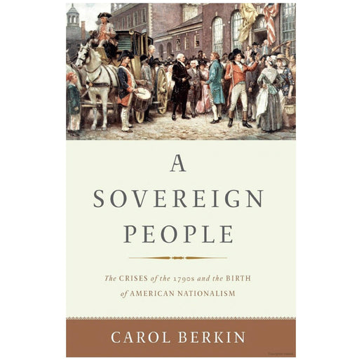 A Sovereign People - HACHETTE GROUP - The Shops at Mount Vernon
