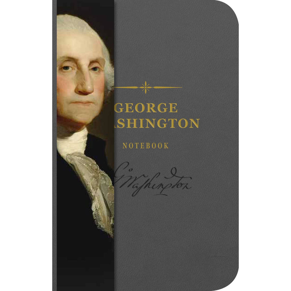 George Washington Notebook - SIMON & SCHUSTER - The Shops at Mount Vernon