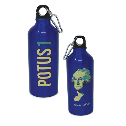POTUS1 Water Bottle - The Shops at Mount Vernon - The Shops at Mount Vernon