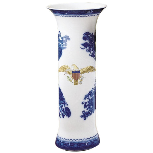 Diplomatic Eagle Trumpet Vase - MOTTAHEDEH & COMPANY, INC - The Shops at Mount Vernon