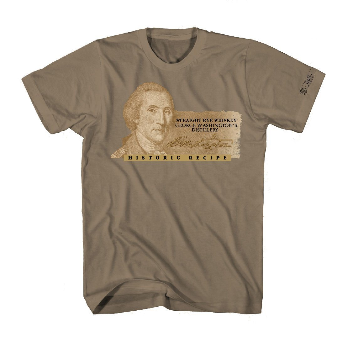 George Washington's Whiskey T-Shirt