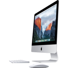 "Apple iMac 21.5"" 5th Gen Quad Core i5-5575R 2.8GHz 16GB 256GB SSD WiFi Bluetooth Camera macOS High Sierra"