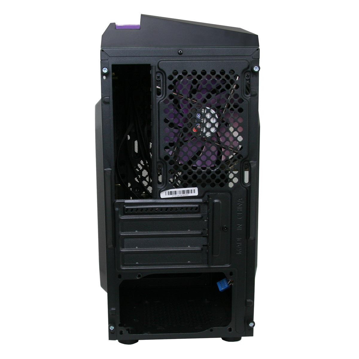 WINDOWS 10 GAMING COMPUTER PC 8GB 1TB HDD INTEL CORE I3 DUAL CORE PURPLE