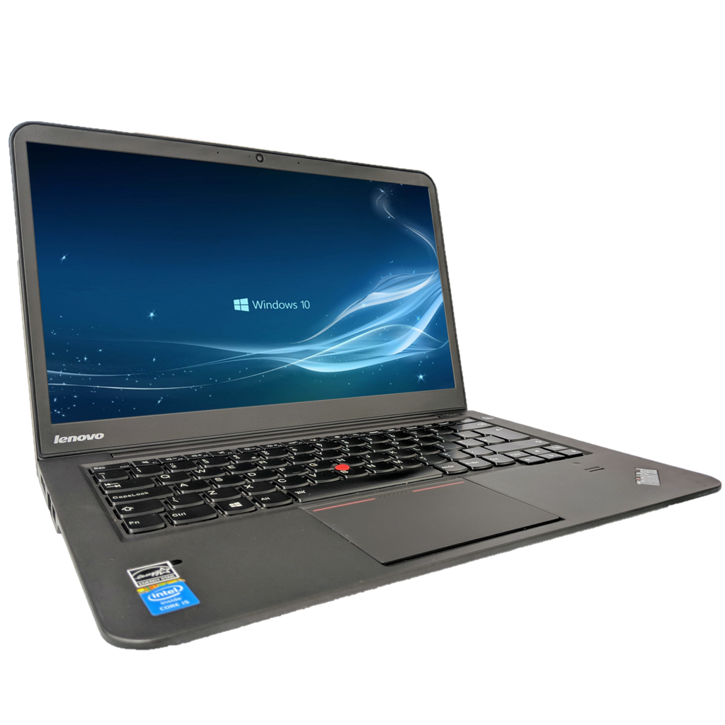 "Refurbished Lenovo Thinkpad S440 Ultrabook i5-4200U 14"" HDMI Webcam"