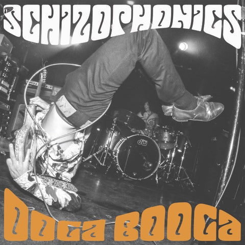 "The Schizophonics -- Ooga Booga 12"" EP"